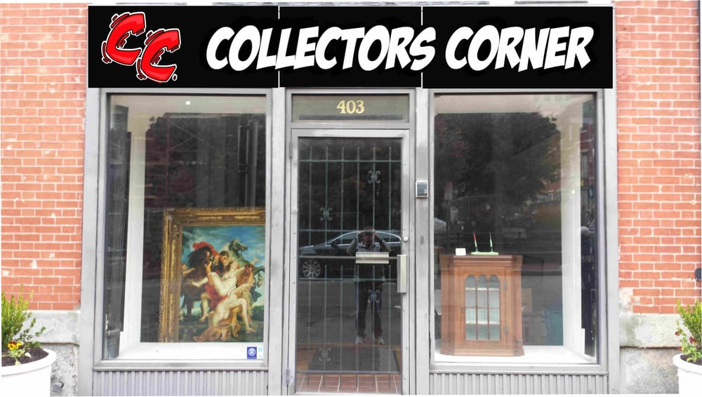 Collectors Corner - Baltimore