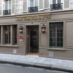 Photo Of Hôtel Saint Louis En L Isle Paris France Exterior