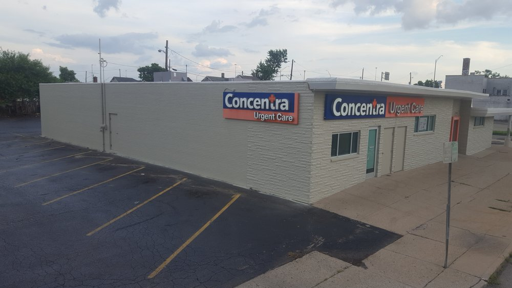 We Are A Commercial Painting Company In Dayton Ohio We Painted Two