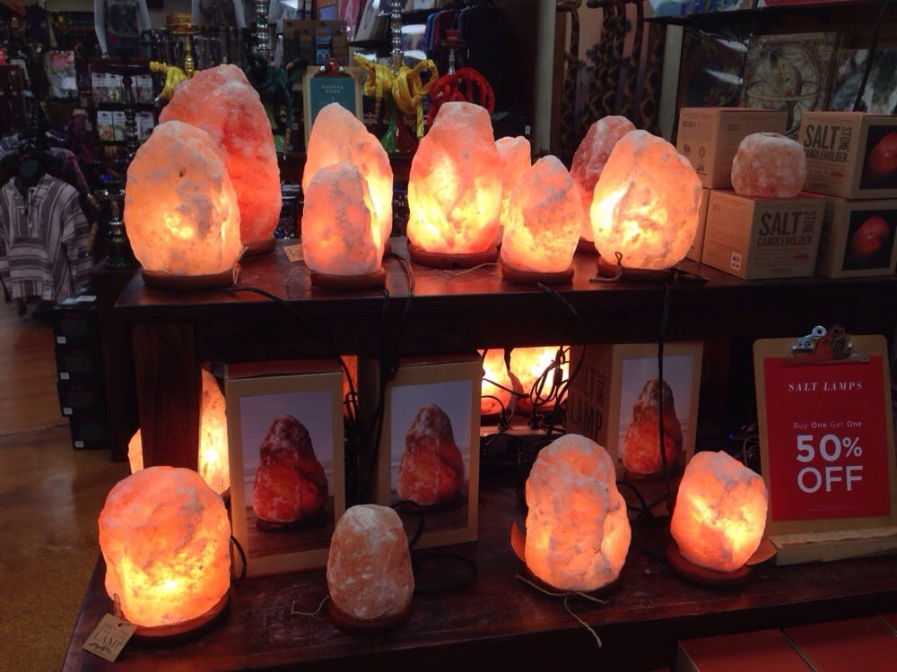 Photo Of Earthbound Trading Company   Sevierville, TN, United States. Salt  Lamp?