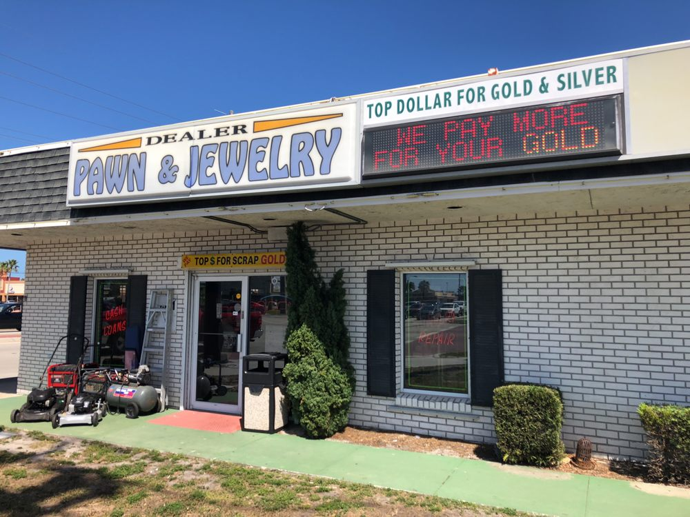 Dealer Pawn And Jewelry