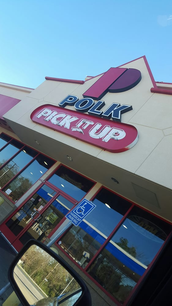 Polk Pick-It-Up: 701 S Temple Dr, Diboll, TX