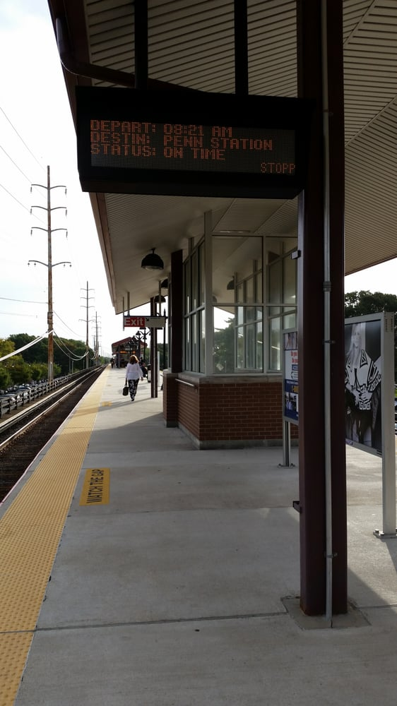 Long Island Lock Station Address