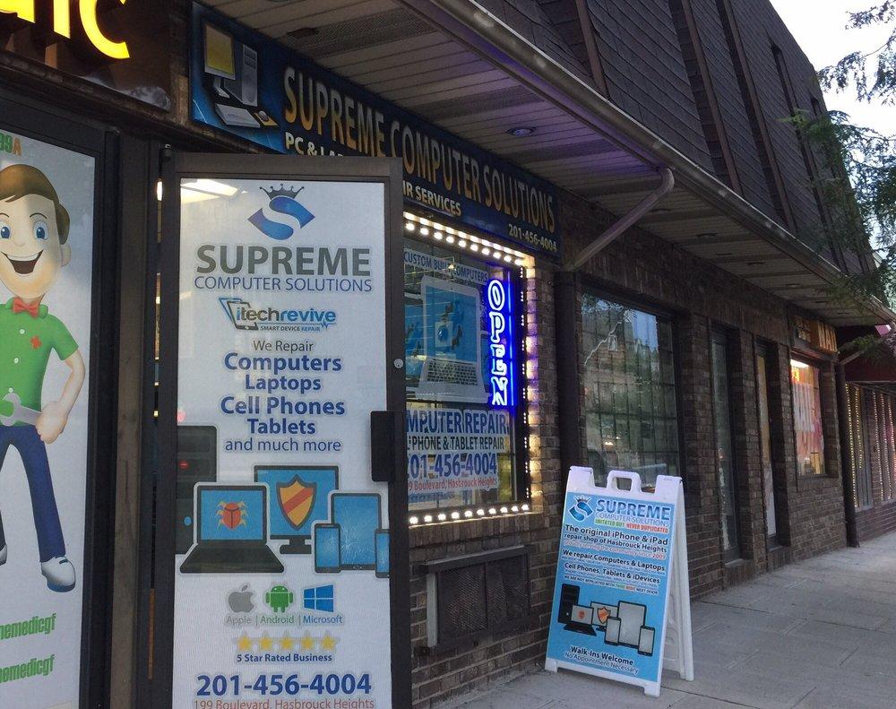Supreme Computer Solutions: 199 Blvd, Hasbrouck Heights, NJ