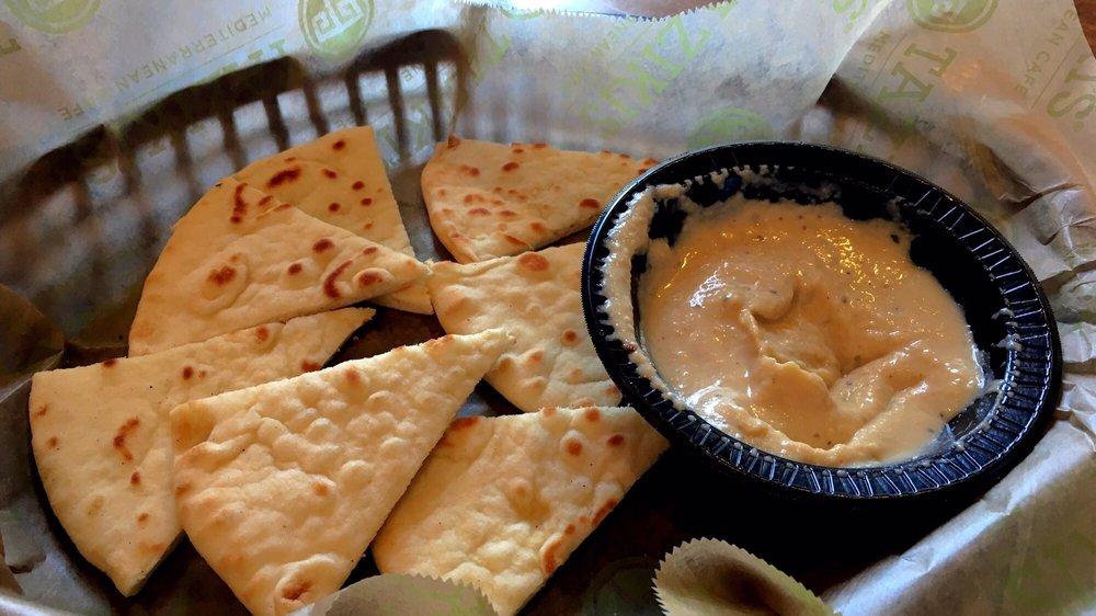 Taziki's Mediterranean Cafe: 95 E Joyce Blvd, Fayetteville, AR