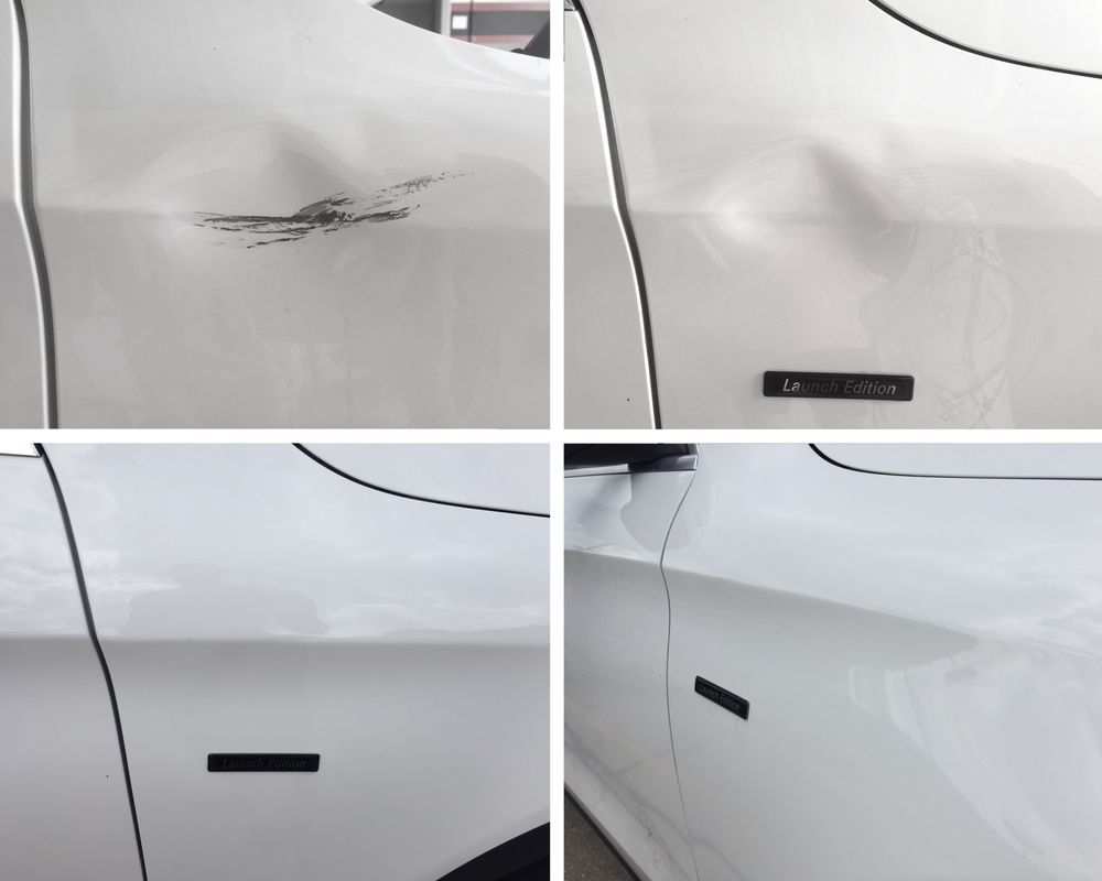 Never Happened Paintless Dent Removal