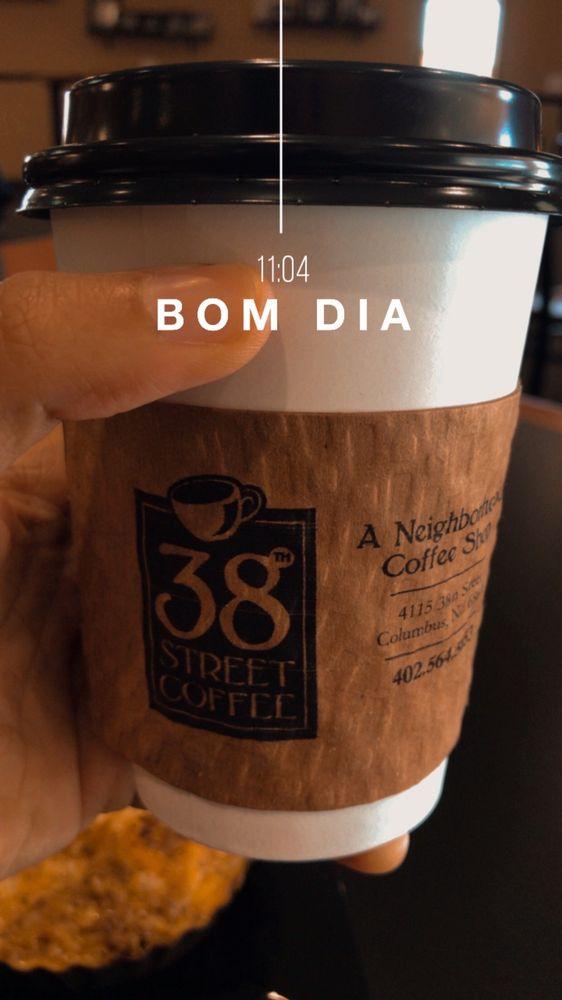 38th Street Coffee: 4115 38th St, Columbus, NE