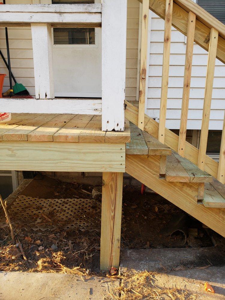 Top Deck: 45 Larkspur Dr, Belleville, IL