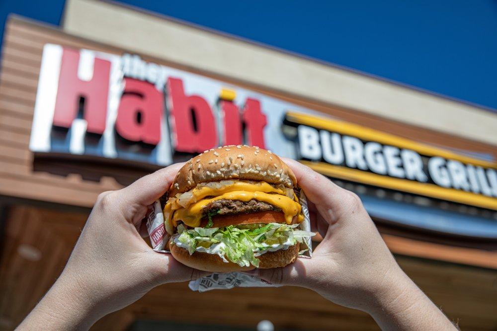 Habit Burger Grill: 1801 McHenry Ave, Modesto, CA