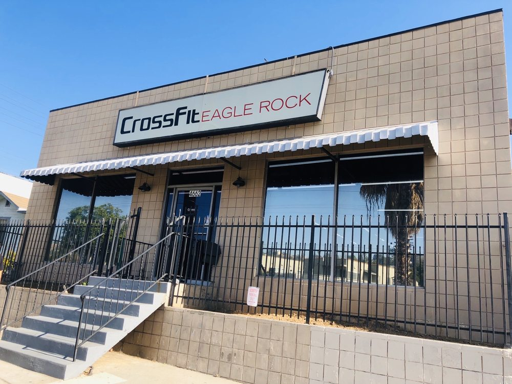 Nela CrossFit Eagle Rock