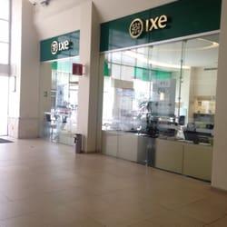 Ixe banco bancos y cajas av moctezuma en plaza for Bancos y cajas con clausula suelo