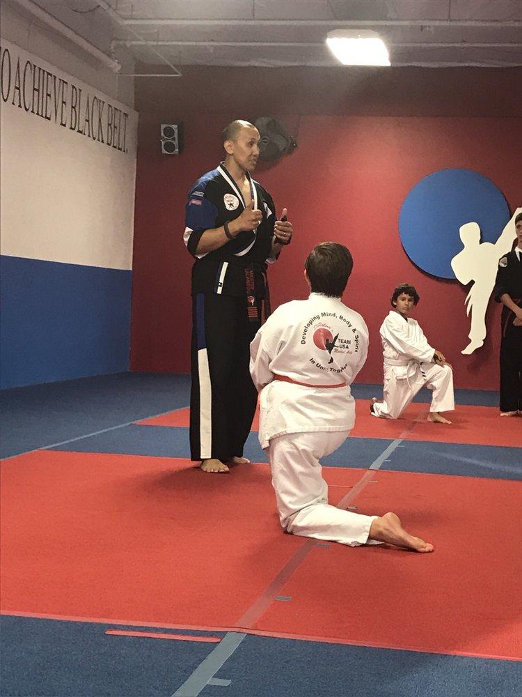 Depalma's Team USA Martial Arts: 11485 N 136th St, Scottsdale, AZ
