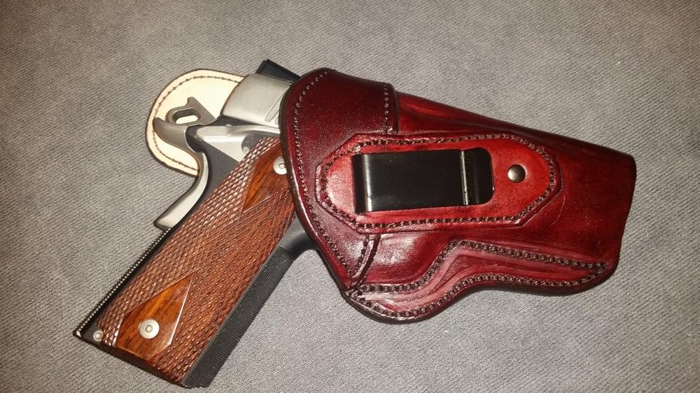 Mountaineer Leather Maker: 744 Silver Bluff Rd, Aiken, SC