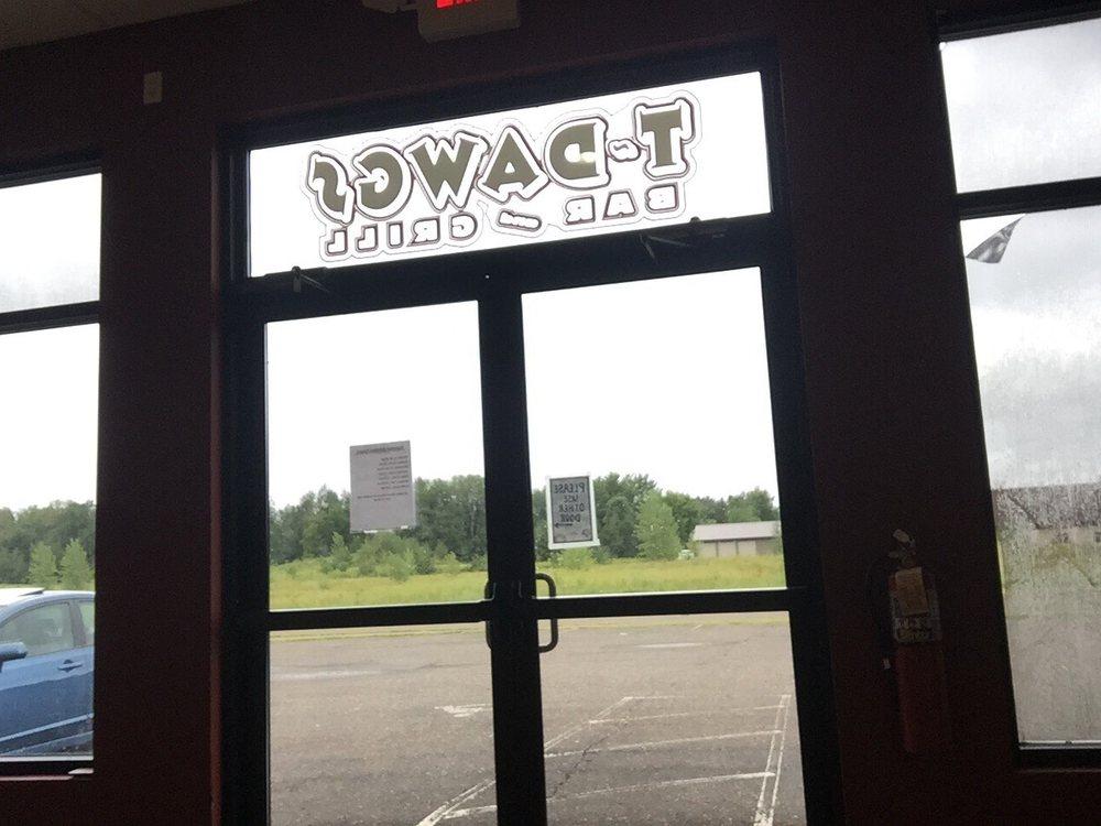 T-Dawgs Bar & Grill: 429 Wi-70, Grantsburg, WI