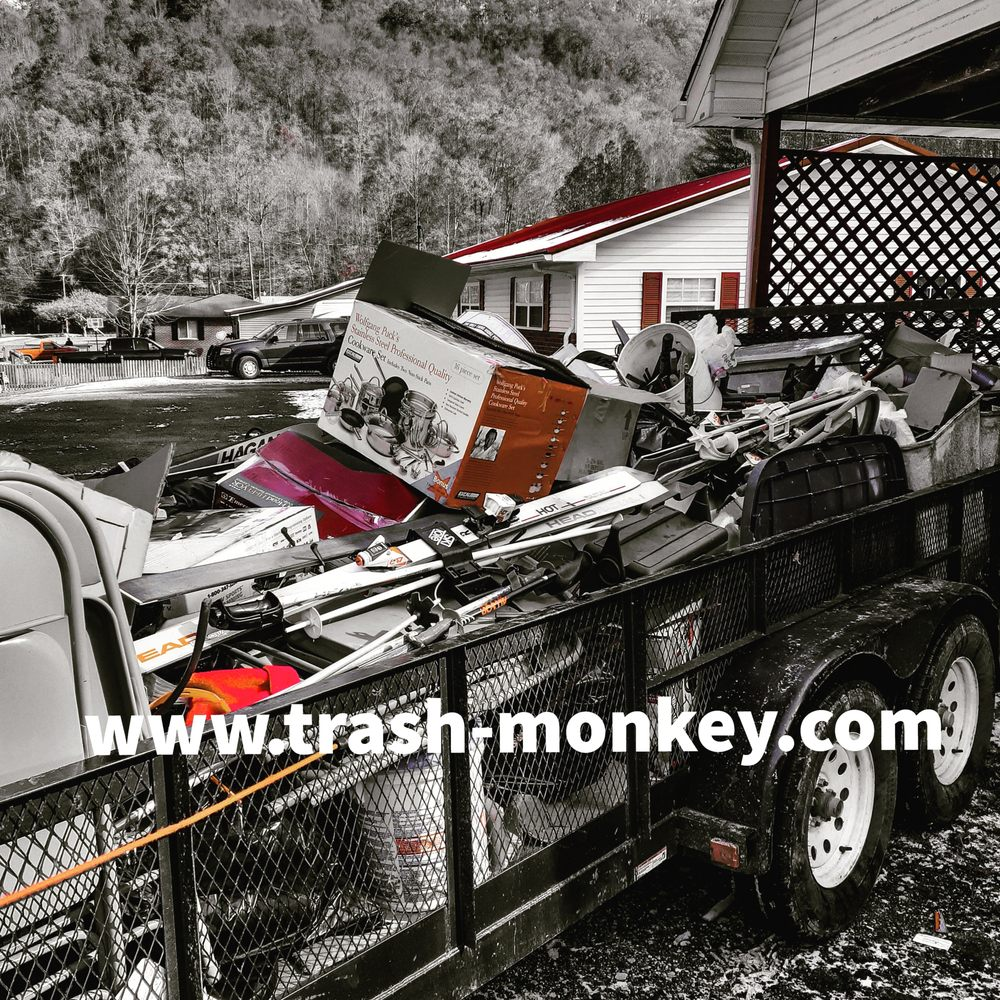 Trash Monkey Junk Removal: Saint Albans, WV