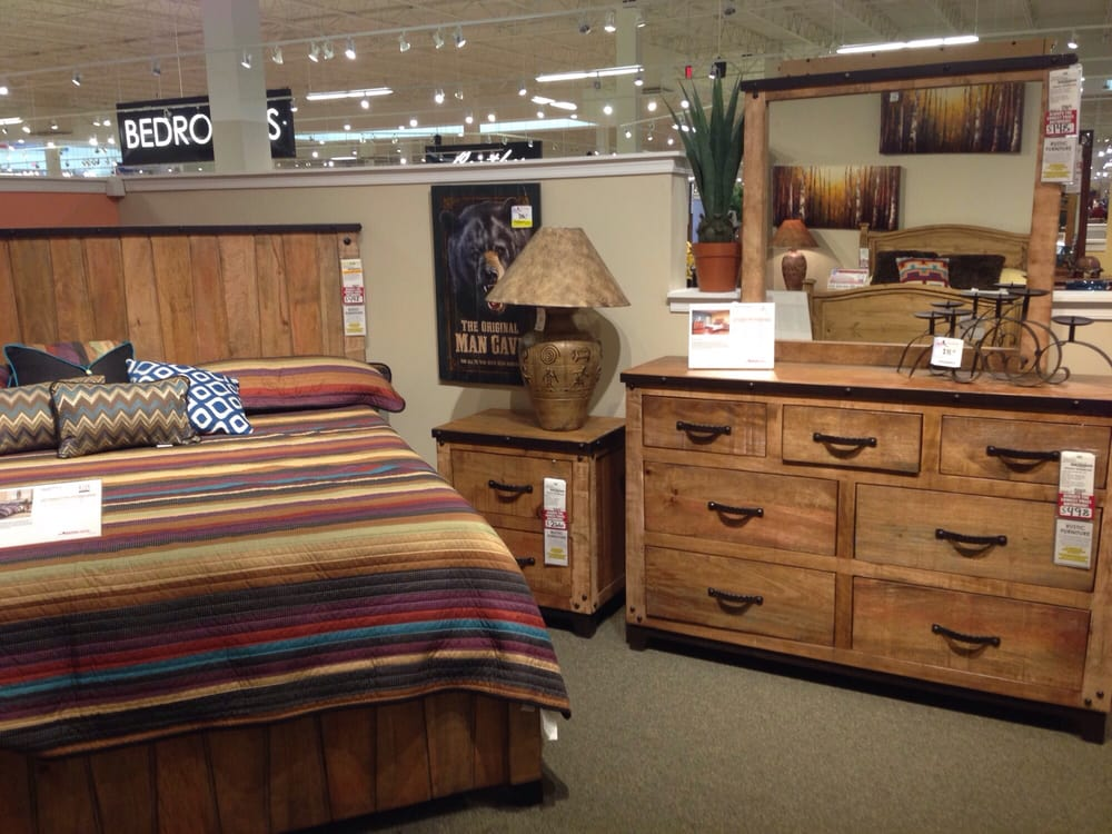Antique bed set yelp for All american furniture warehouse
