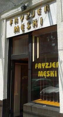 Fryzjer Męski Barbers Ul żytnia 32 Wola Warsaw Poland