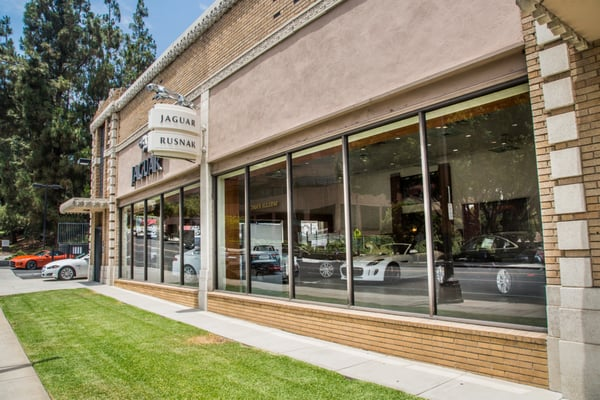 Rusnak/Pasadena Jaguar 337 W Colorado Blvd Pasadena, CA Auto Dealers    MapQuest