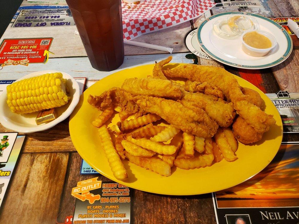JL Trent's Seafood & Grill: 4553 120th St, Jacksonville, FL