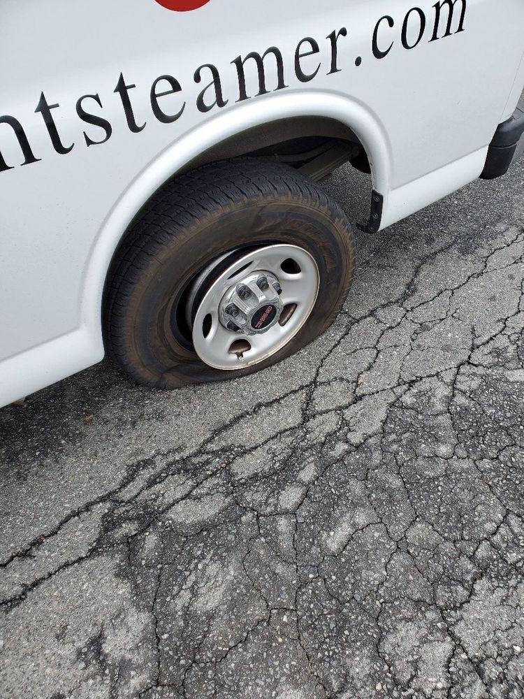 White Knight Steamer Professional Carpet & Upholstery Cleaner: 3747 Matthews-indian Trail Rd, Matthews, NC