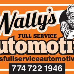 wallys full service automotive auto repair  great western  south dennis ma phone