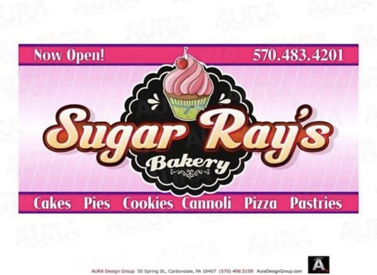 Sugar Ray's Bakery: 50 Sturges Rd, Peckville, PA
