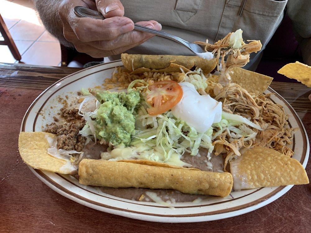 El Agave Azul Mexican Restaurant: 5626 Main St, Mount Jackson, VA