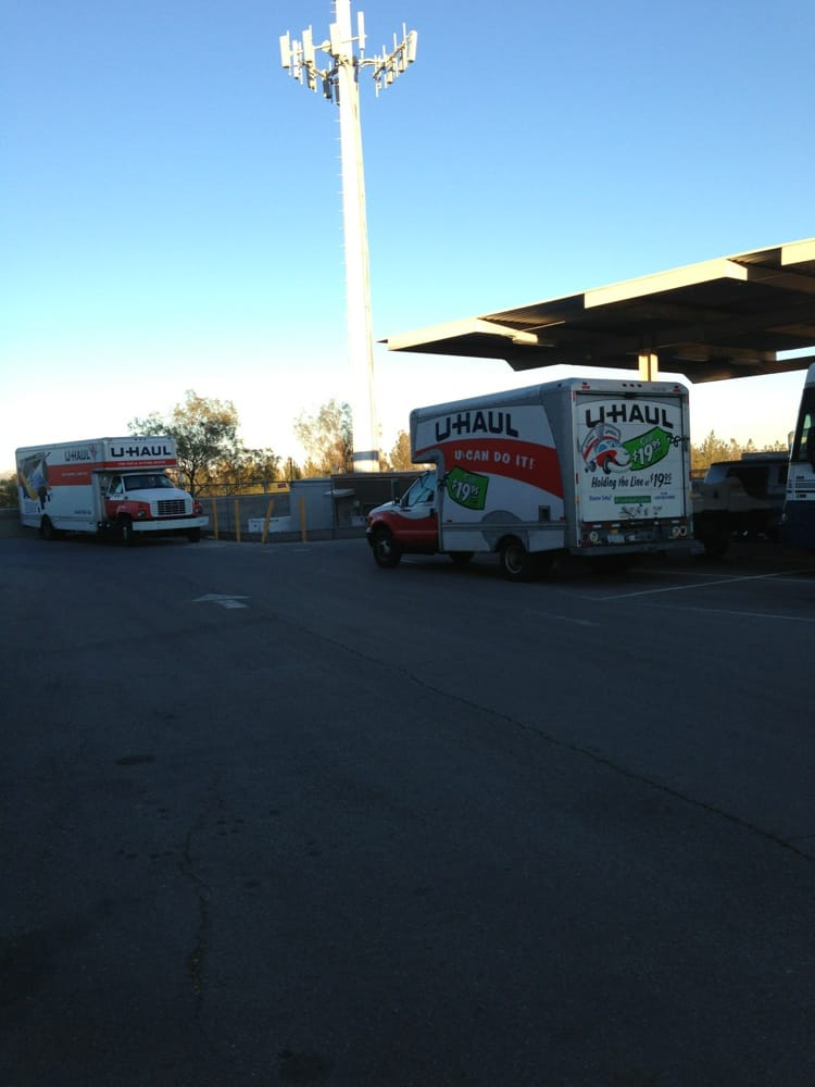 U-Haul Neighborhood Dealer - Truck Rental - 1650 Crestdale ...