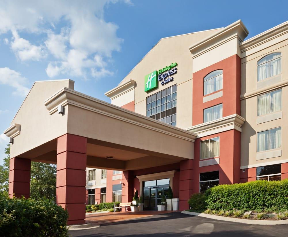 Holiday Inn Express Murfreesboro Central: 165 Chaffin Pl, Murfreesboro, TN