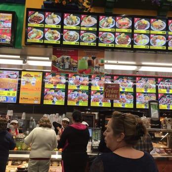 Vallarta Supermarket Kitchen Menu