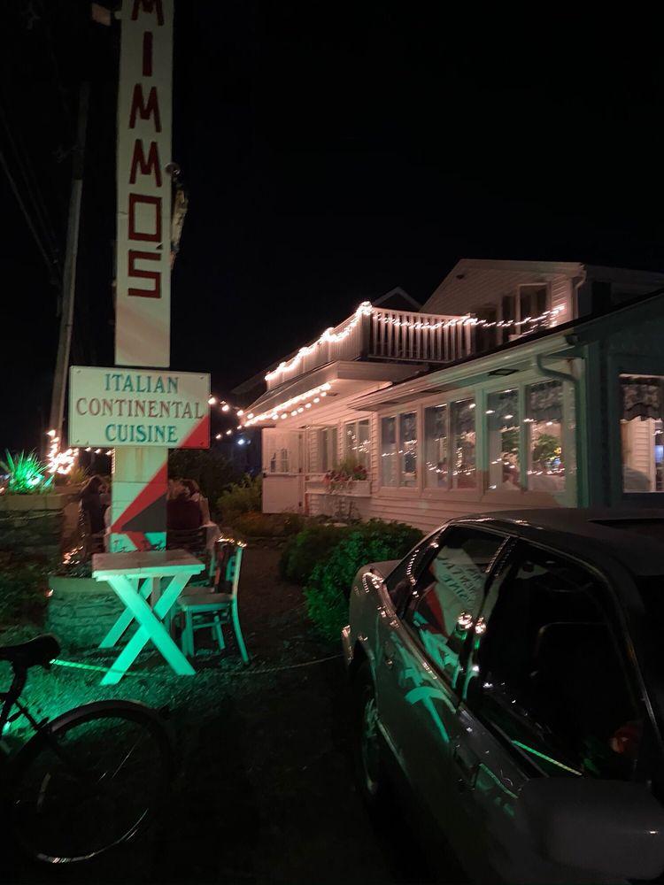 Mimmo's Italian Restaurant: 243 Long Beach Ave, York Beach, ME
