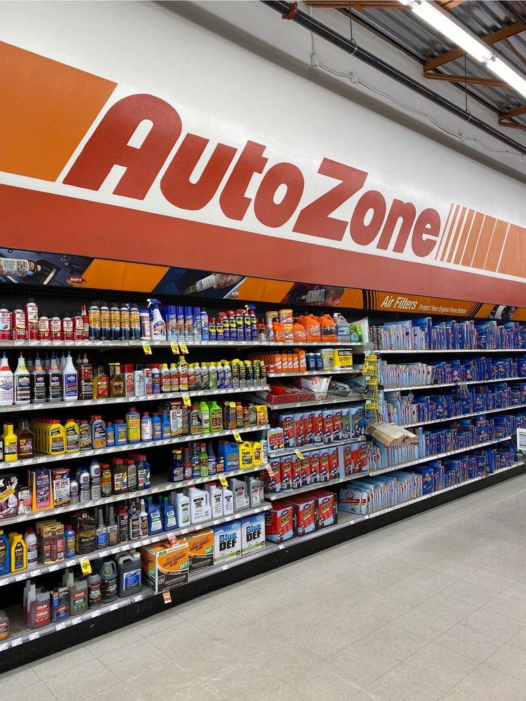 AutoZone Auto Parts: 1151 E 6th St, Beaumont, CA