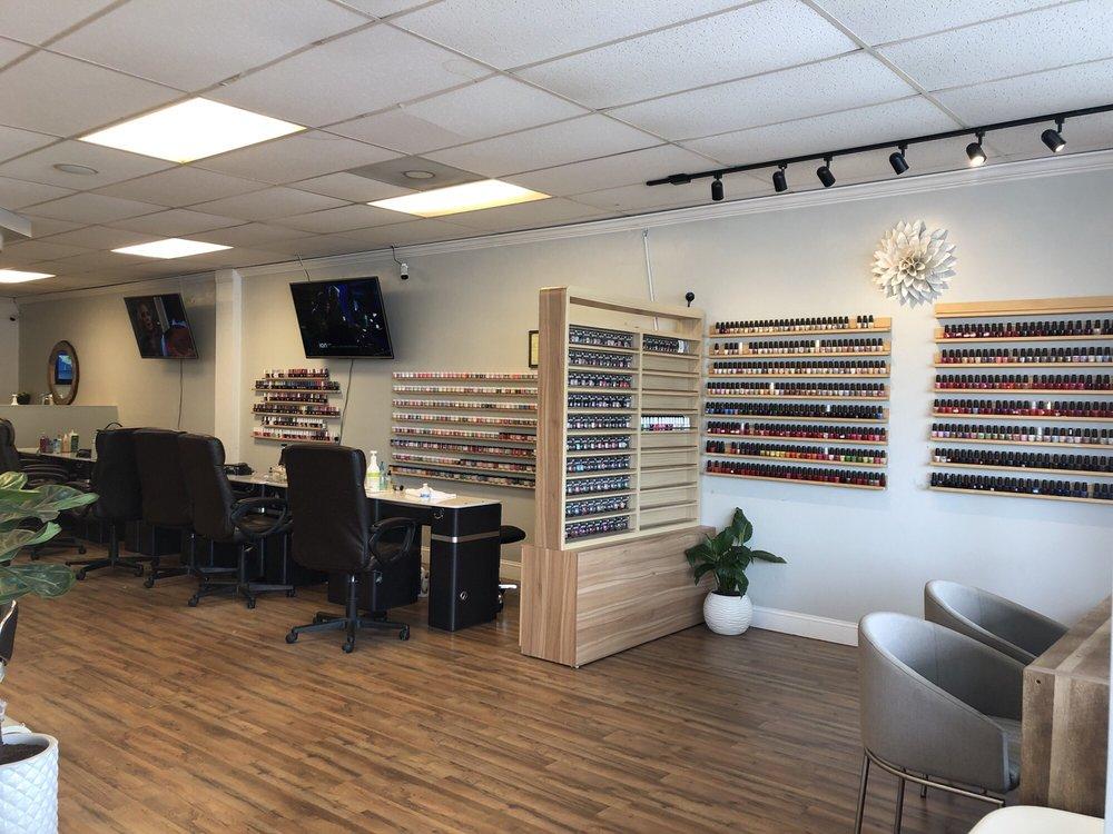 Angel Nails: 1039 Johnnie Dodds Blvd, Mount Pleasant, SC