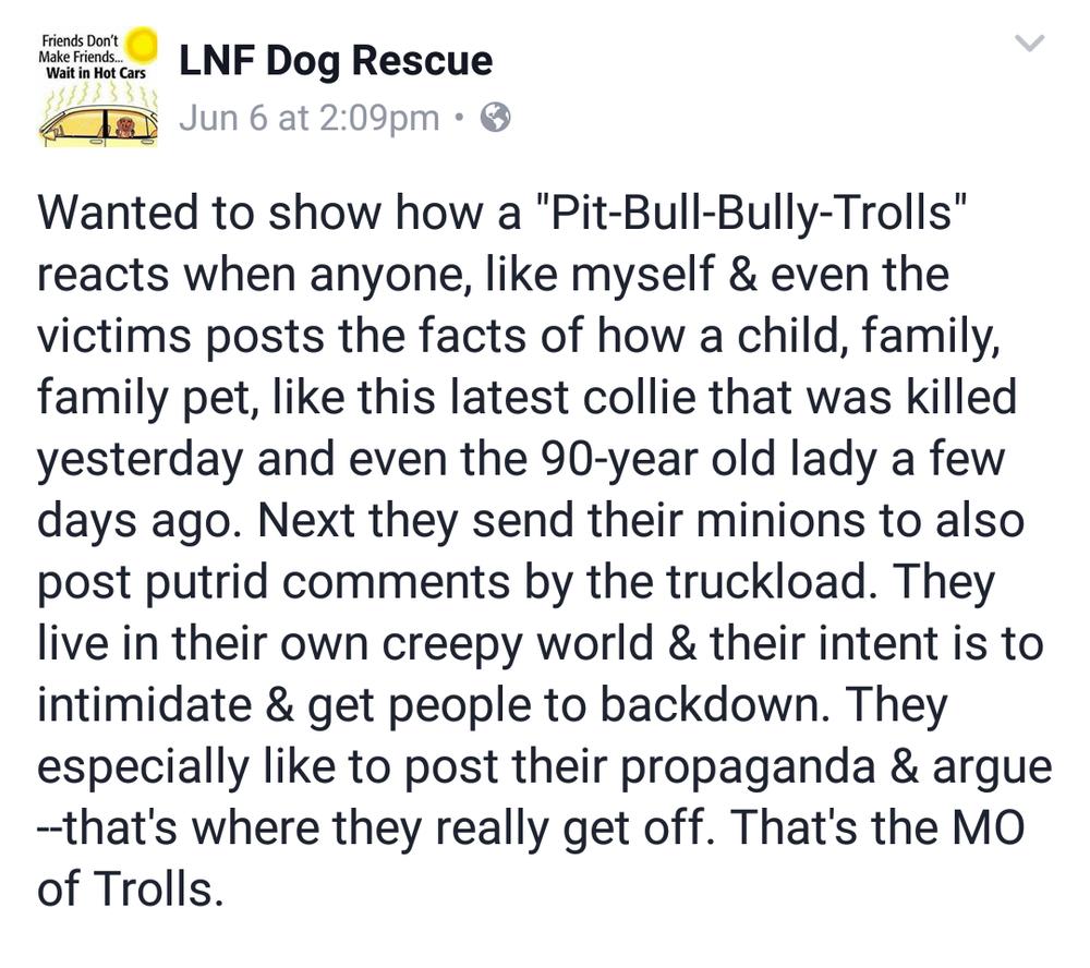 Lnf Dog Rescue Reviews