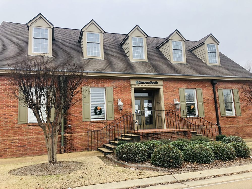 Bancorpsouth: 178 Commerce St, Batesville, MS