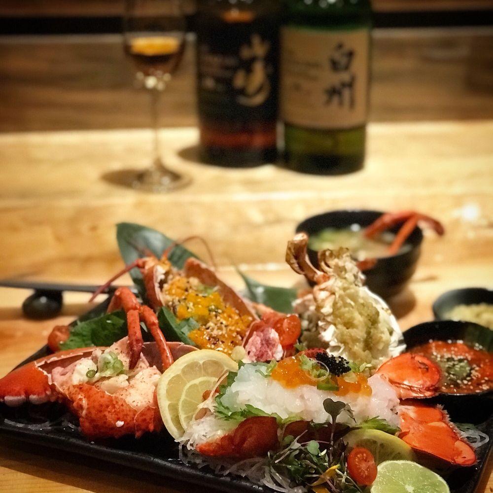 Tamari Robatayaki & Whisky Bar