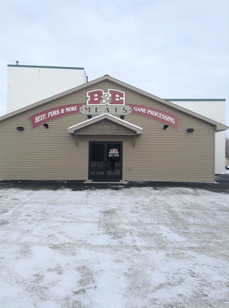 B & E Meats: 330 3rd Ave SW, Crookston, MN