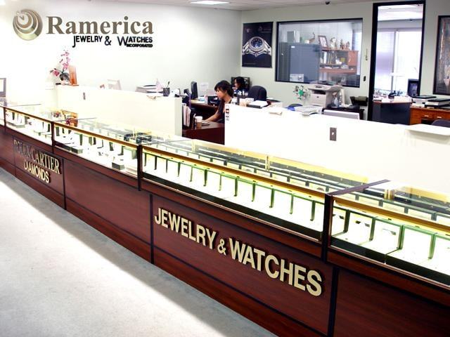 Sell Me Watch: 550 S Hill St, Los Angeles, CA