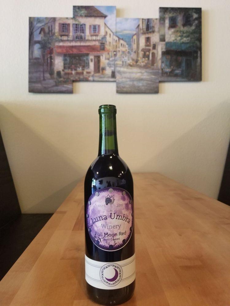 Luna Umbra Winery: 1 W Dakota St, Butler, MO