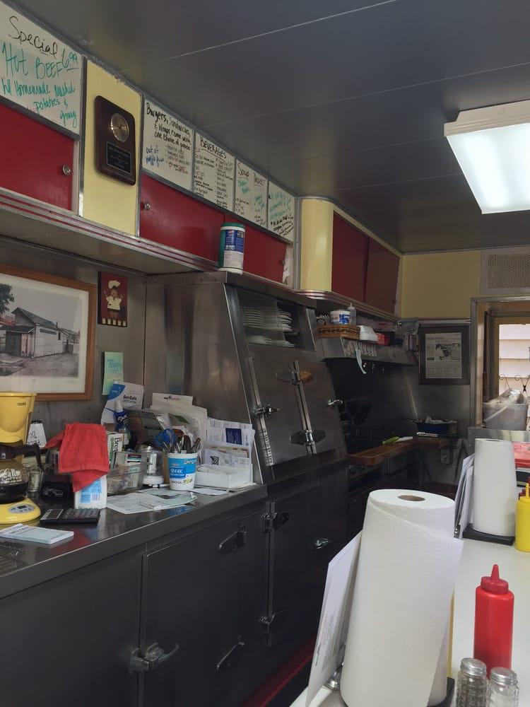 Grand Diner: 208 Grand Ave, Spencer, IA