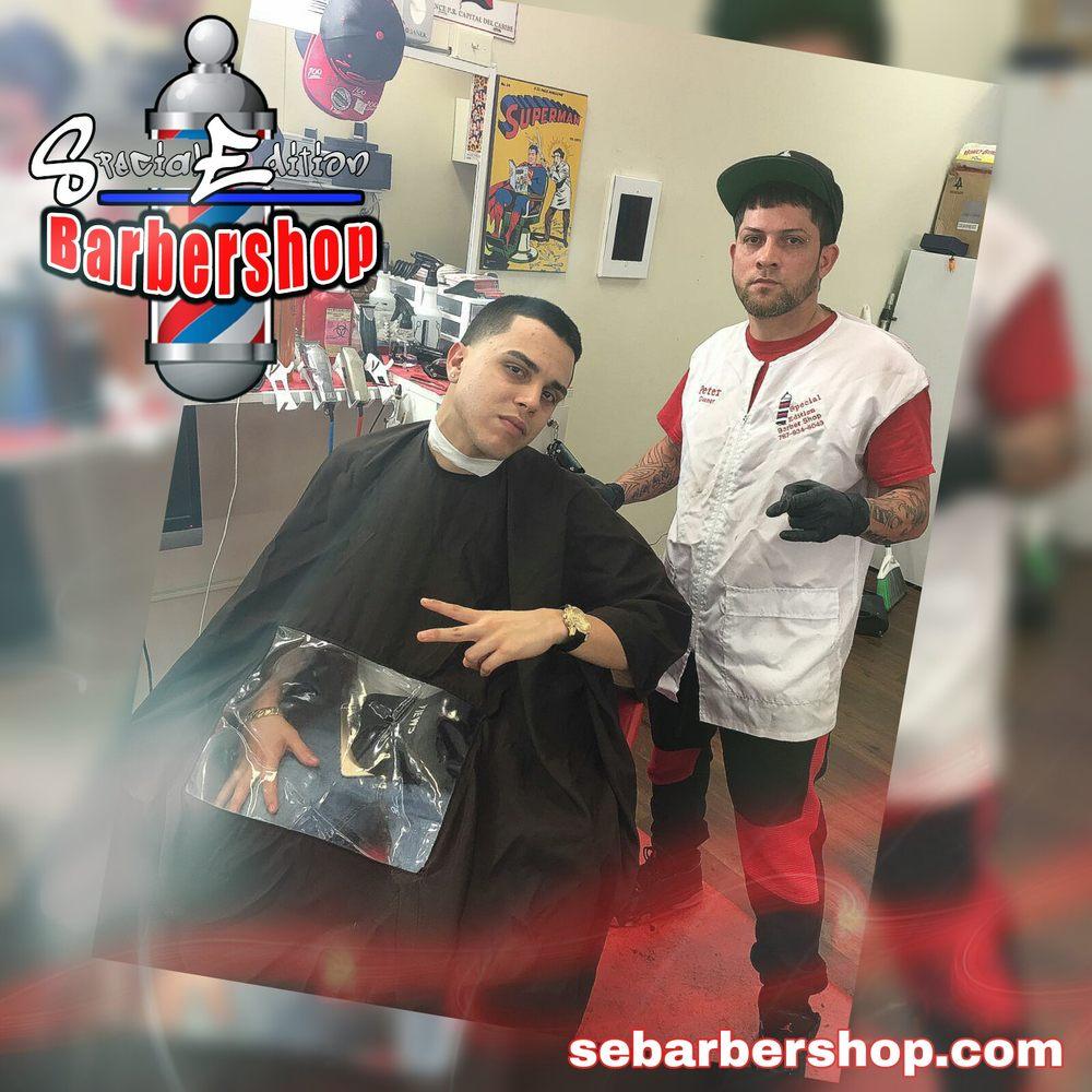 Special Edition Barbershop: 146 South Semoran Blvd, Orlando, FL