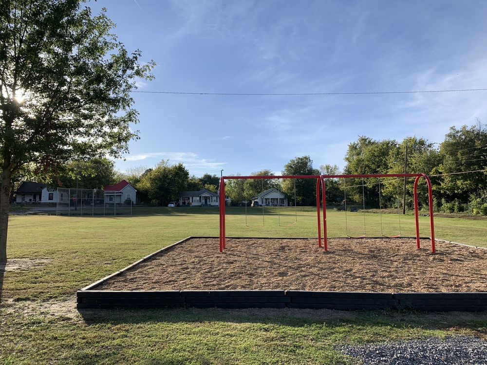 Leadership Park: W Jefferson Ave, McAlester, OK