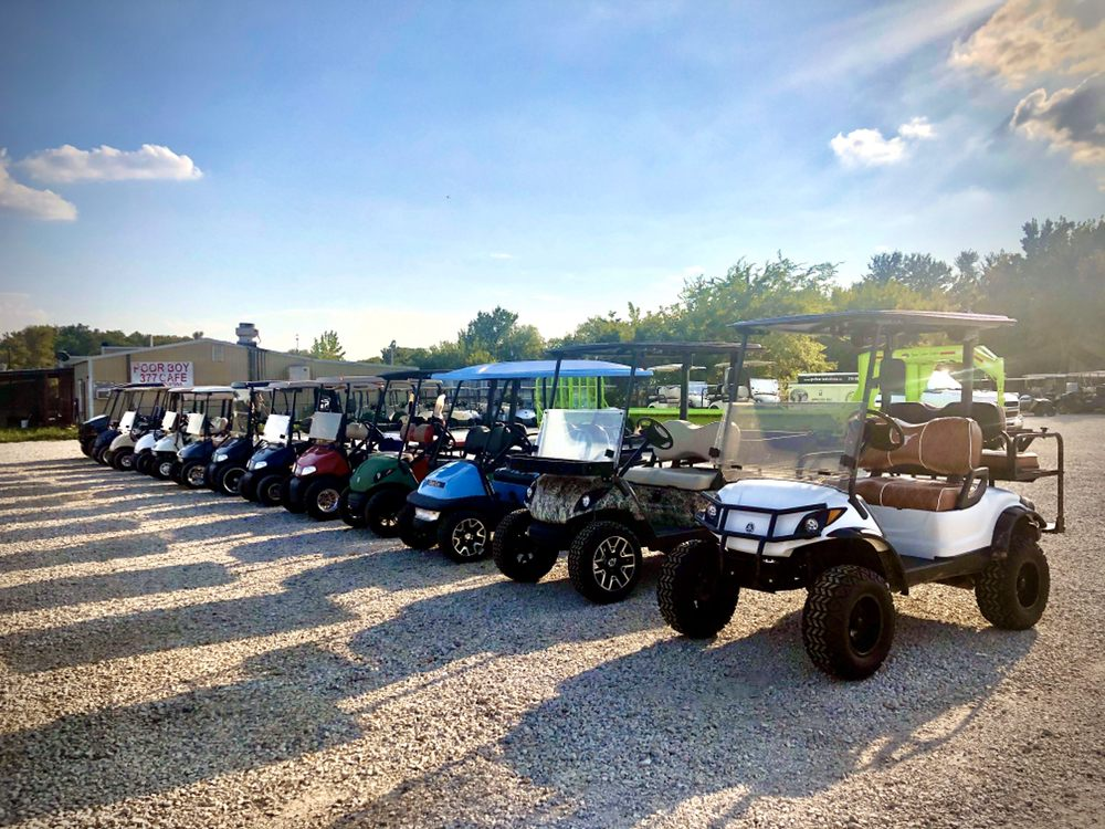 Golf Cart Solutions: 900 S Hwy 377, Collinsville, TX