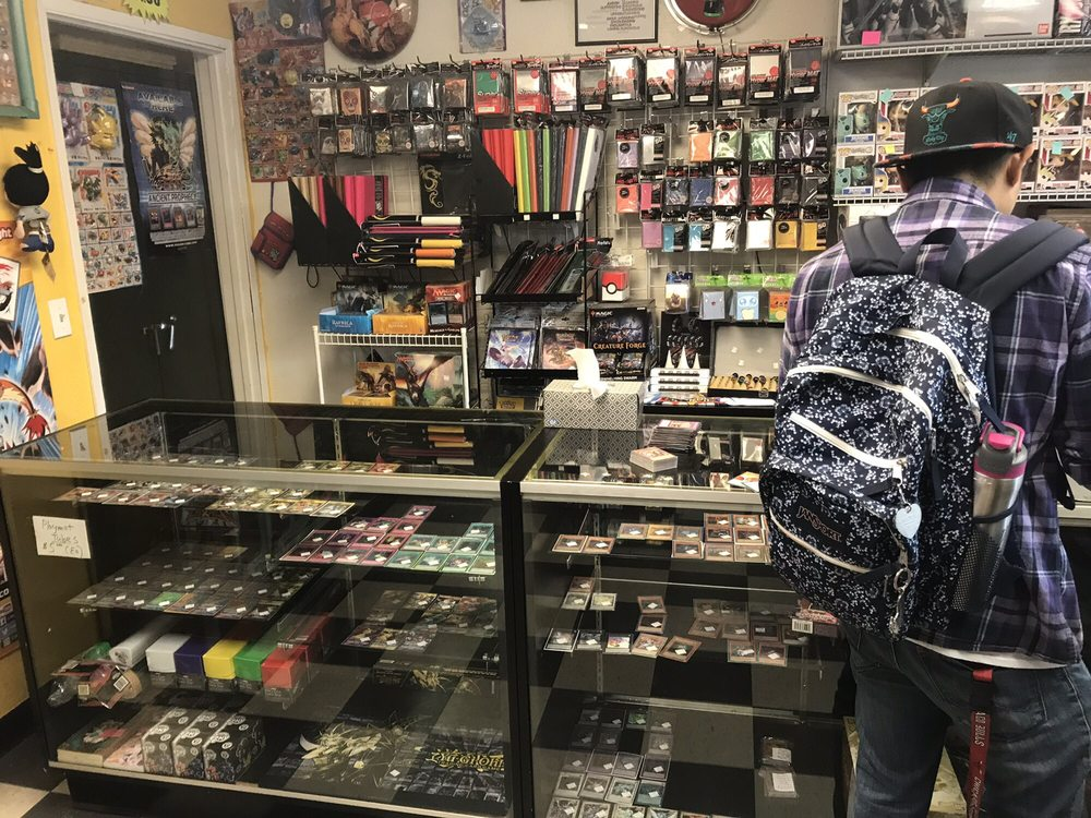 The Yugioh Outlet: 6019 SE 44th Ave, Portland, OR