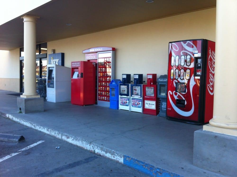 NEX Jet Mart: Ticonderoga Ave, Lemoore, CA