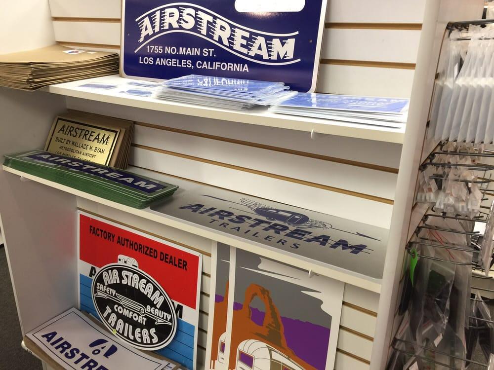 Wally Byam Store: 419 W Pike St, Jackson Center, OH
