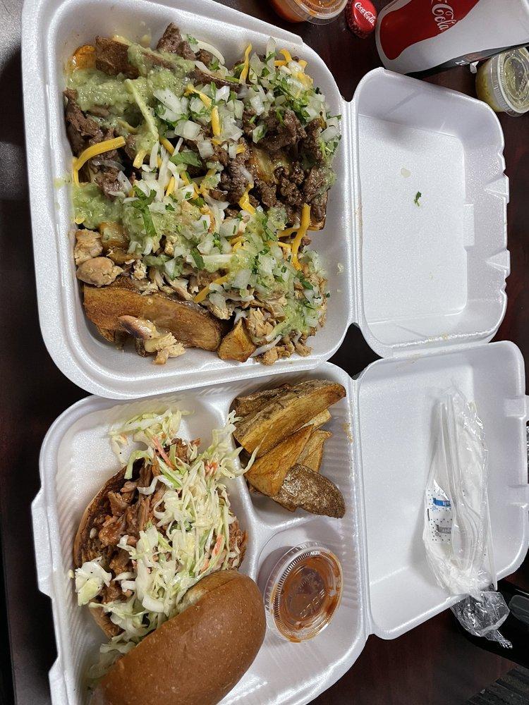 Food from Pollo Cienfuegos