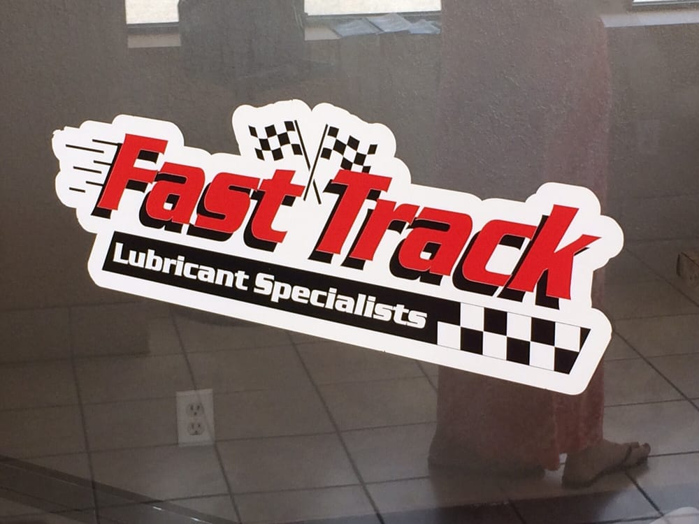 Fast Track - Get Quote - Oil Change Stations - 1557 E ...