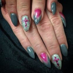 Nail Designs By Jamie 204 Photos Nail Salons 26615 Bouquet