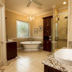 Arthur Norman Co Inc Contractors Hillsdale Dr Richardson - Bathroom remodel richardson tx